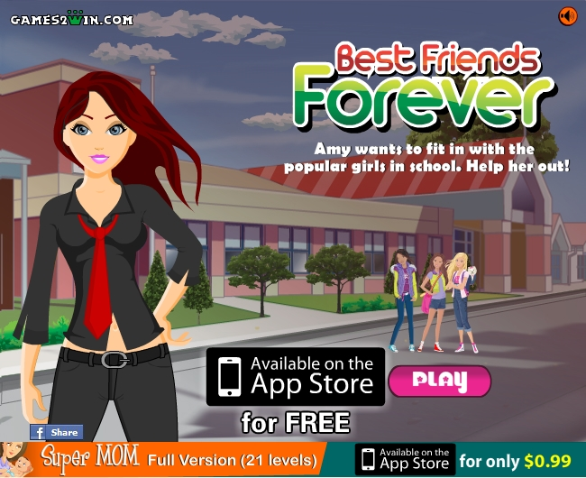 Promotion of BFF inside Game