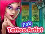 Fab Tattoo Artist on Games2win.com