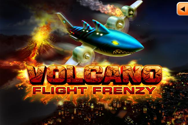 Volcano Flight Frenzy - Intro