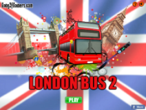 Games2win's London Bus 2 - Intro Screen