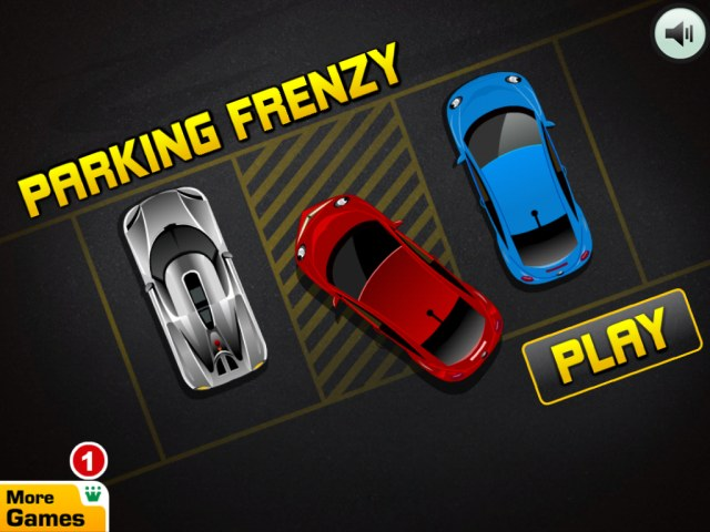 Parking Frenzy Intro Screen