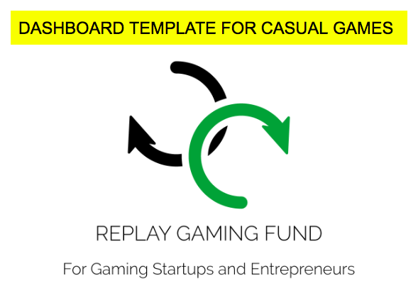 A Dashboard Template for Casual Mobile Game Developers & Publishers
